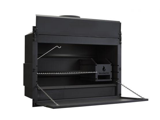 Braaimaster BI1000 Black