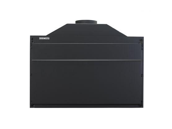 Braaimaster BI1200 Black