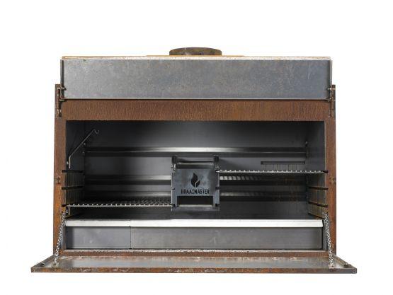 Braaimaster BI1200 Corten
