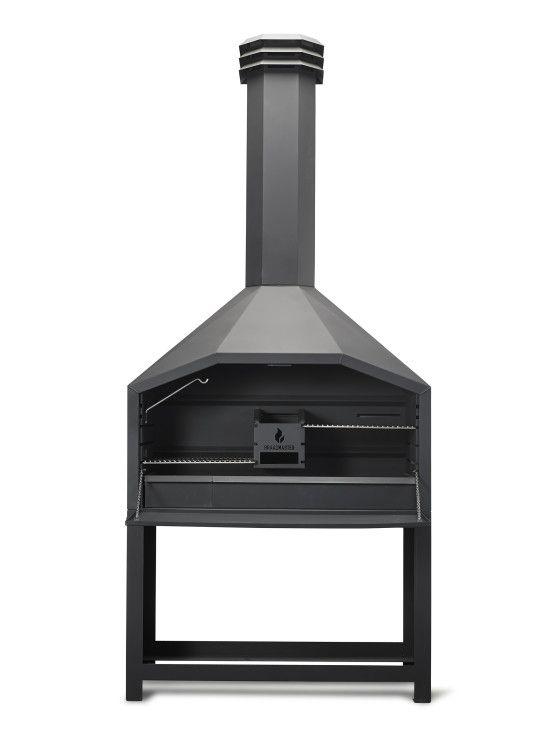 Braaimaster FS1200 Black