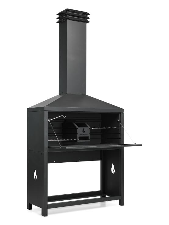 Braaimaster FS1200 Premium Black