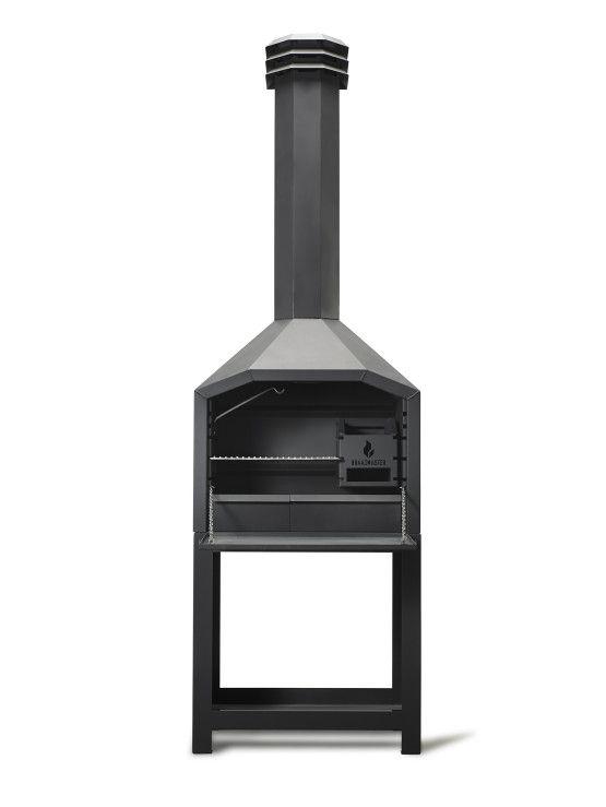 Braaimaster FS800 Black